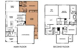 Finding a home that works for the multi generational family    Ivy Floor Plan