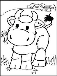 printable coloring pages free animals coloring pages of farm animals animals printable coloring pages free color