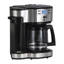 Coffee Machine Deals Amazoncom Hamilton Beach 49980a Single Serve Coffee Brewer And