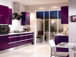 modern kitchen paint colors ideas. Beautiful Purple Kitchen Color Combination Modern Paint Colors Ideas