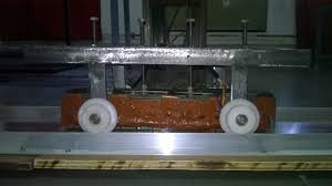 single sided linear induction motor working