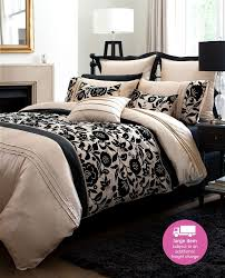 awesome black and taupe bedding 25 best image on comforter set curtain wallpaper dress area