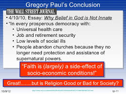 is religion good or bad for society   11