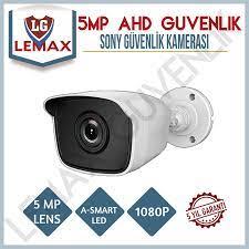 6 Kameralı 5 MP SONY 1440P Güvenlik Kamerası Sistemleri Fiyatları ve  Özellikleri