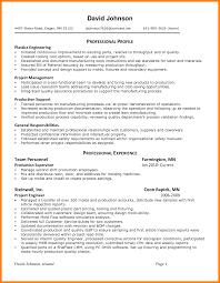 Internal Resume Format Resume Ideas