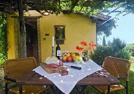 Polly, little house with terrace - Guest houses for Rent in Torre Alfina,  Lazio, Italy