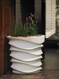 large outdoor planters white how to manage your large outdoor planters garden ornaments and accessories array
