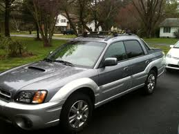 Subaru Baja Questions - what can i sell my 05 baja turbo for, it ...