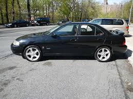 2002 NISSAN SENTRA SE-R SPEC V BLACK 125K Brooklyn, New York ...