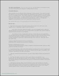 Summary For Resume Example Best 20 Sample Reception Resume Samples