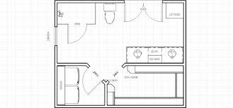 Bathroom : Creative Master Bathroom And Closet Floor Plans ...
