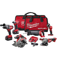 milwaukee fuel combo kit. milwaukee fuel combo kit w