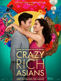 Romantic Movie Poster Movie Poster For Crazy Rich Asians Abc News Australian