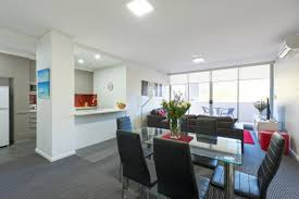 2 bedroom serviced executive apartment North Sydney - Dining