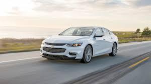2018 Chevrolet Malibu Review & Ratings | Edmunds