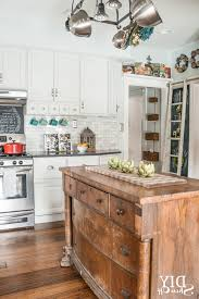 Image Fixer Upper View In Gallery Traditional Warm Kitchen Decor Trendir 36 Modern Farmhouse Kitchens That Fuse Two Styles Perfectly