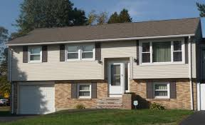 Christmas Split Level Home Along With Day Homes