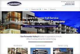 apartment website design. Cusumano Real Estate Group Apartment Website Design
