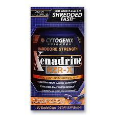 Xenadrine rzr-x hardcore strength