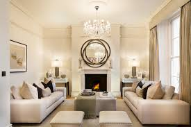 dazzling foot stools technique london transitional living room decorators with ceiling medallions chandelier couch cream sofa crystal