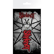Slipknot Logo Key Ring - ozgameshop.com