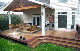 covered detached patio designs. Plain Designs Outdoor Patio And Backyard Medium Size Gable Covered Detached  Cover Open Plans Ideas Designs  Inside Y