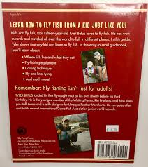 orvis kids guide to fly fishing book back cover