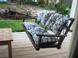 Porch Swing Cushions 5ft — JBURGH Homes Decorative fortable