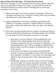arguments for gay marriage essay related images