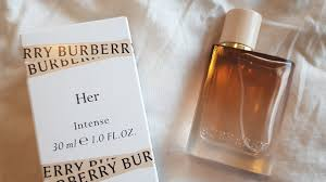 <b>BURBERRY HER INTENSE</b> | My Last Blind Buy Of The Year ...