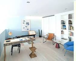 office in the home. Scandinavian Office Furniture Pastel Blue In The Stylish Home  From Peter Photography .