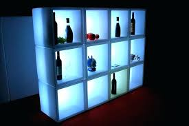 led bar shelf led bar shelves led bar shelf led bar furniture led cube plastic cube