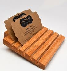 Business Cards Display Stands Gorgeous Wood Business Card Display 32 Card Design Ideas