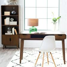 mid century modern home office. Mid Century Modern Office Fabulous Home With Hardwood . R