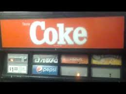 Old Vending Machine Hack Awesome How To Set Up Free Vend On Old Coke Machine Jones Plug Hack YouTube