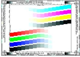 Printer Color Test Page Print Color Test Page Color Test Page Hp