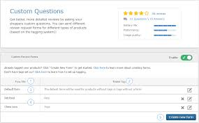 Custom Questions Yotpo Support Center