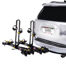 Freedom 4-Bike Bike Racks for Cars, Trucks, SUVs and Minivans   Made in USA Saris