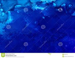 Nice Deep Blue Paint Uneven Textured.Colorful Background Hand Drawn With Bright  Inks And Watercolor Paints. Color Splashes And Splatters Create Uneven  Artistic ...