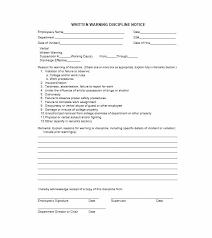 employee warning forms employee warning notice download 56 free templates forms