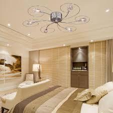 Bedroom Bedroom Ceiling Fans Luxury Unique Bright Chandelier
