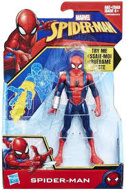 Marvel spider man toys