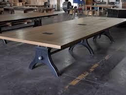 vintage industrial furniture tables design. Conference Table Vintage Industrial Furniture Tables Design N