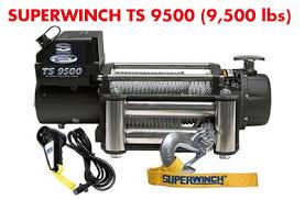 pj trailers trailer winch guide superwinch ts 9500