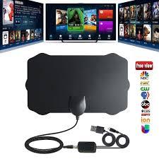 SOONHUA 25DB High Gain TV Antenna <b>1080P HD Digital TV</b> ...