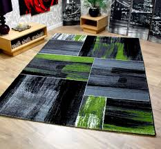 photo 7 of 9 amazing green and black rug 7 green and black rugs rug designs