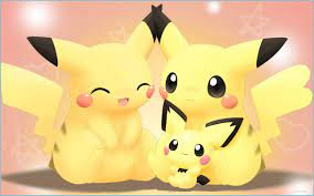 Pikachu Wallpaper Cute Pokemon - 12x12 ...