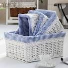 Для хранения плетеные