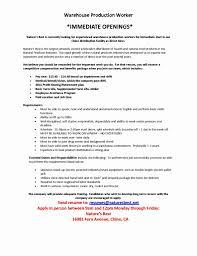 General Laborer Resume 21 Construction Labor Sample Warehouse
