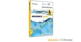 Navionics Updates Us And Canada Marine And Lake Charts On Sd Msd